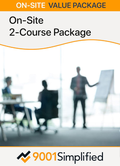 On-Site 2-Course Package