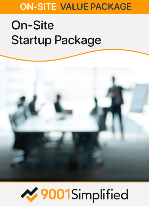 On-Site Startup Package