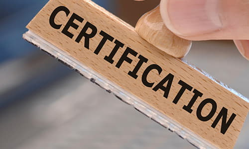 Five Steps To ISO 9001 Certification
